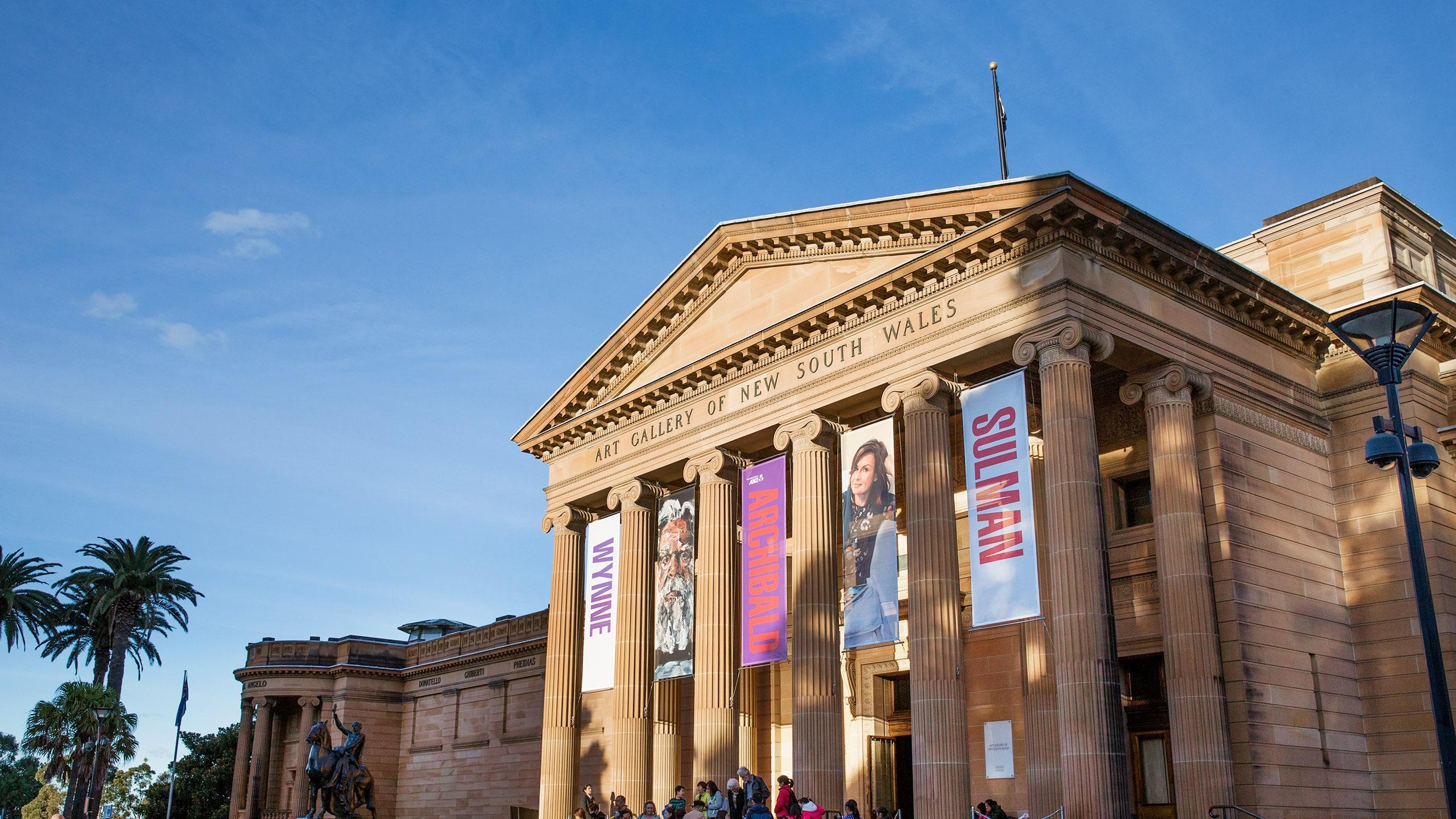 Galeri Seni Terbaik di Australia