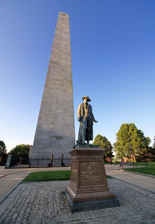 Monumen & Tugu Peringatan Pengubah Amerika
